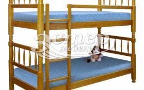 Правильная меблировка детского сада: достоинства двухуровневых кроватей