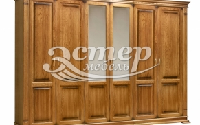 Особенности выбора идеального шкафа из натуральной древесины