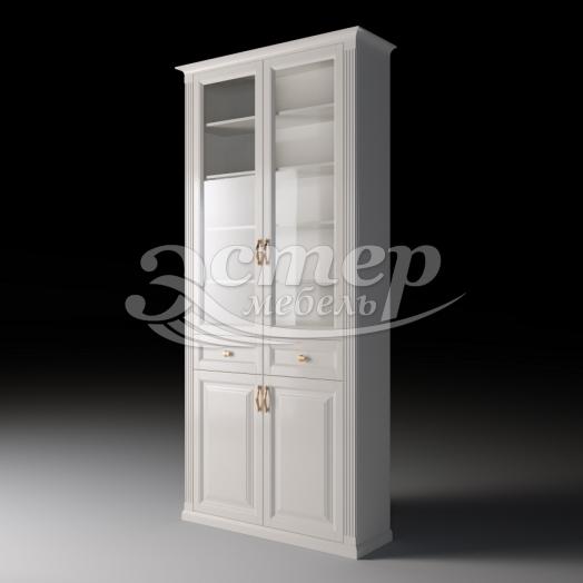 Шкаф двухстворчатый с ящиками из серии