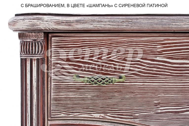 Комод Томпсон из массива дуба