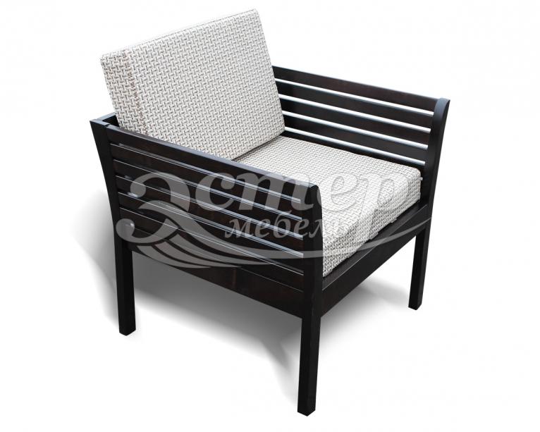 Кресло Марта из массива березы