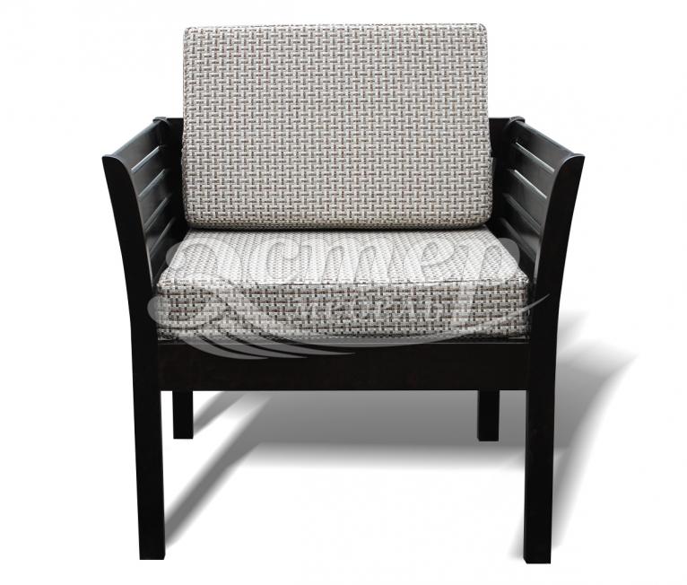 Кресло Марта из массива бука