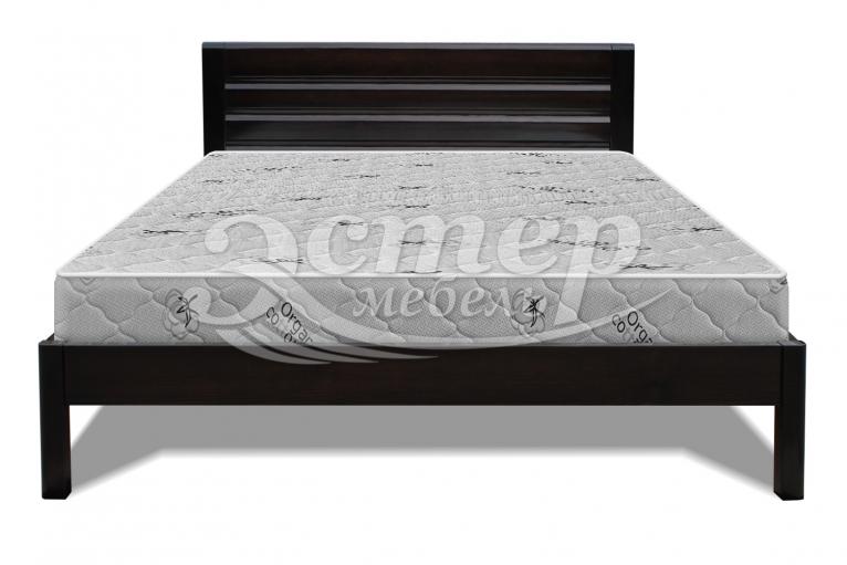 Кровать Бекер из массива березы
