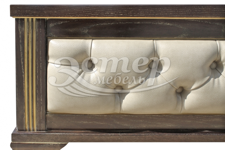 Кровать Монро из массива березы