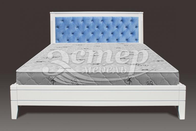 Кровать Алекса из массива сосны