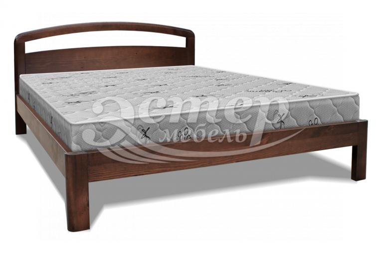 Кровать Альба Лайт из массива бука