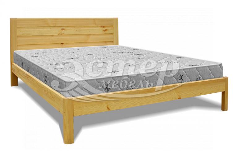 Кровать Бекер из массива бука