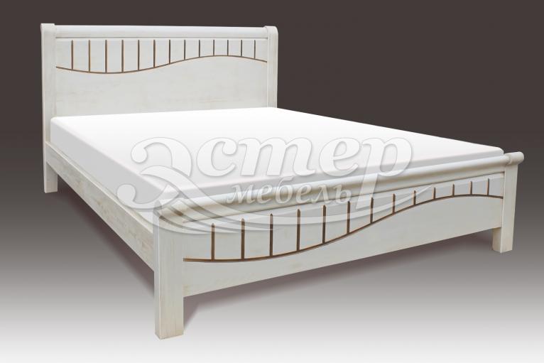Кровать Герона из массива сосны