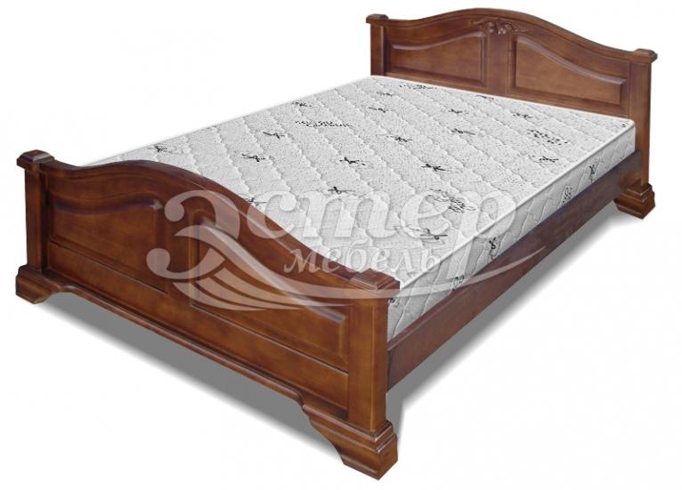 Кровать Сидни из массива сосны