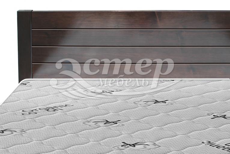 Кровать Варяг из массива березы