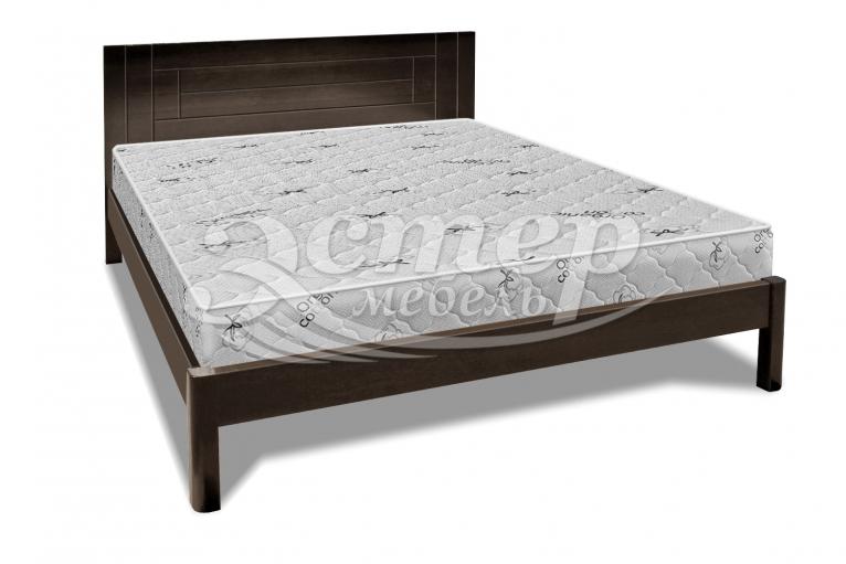 Кровать Варяг Nice из массива бука