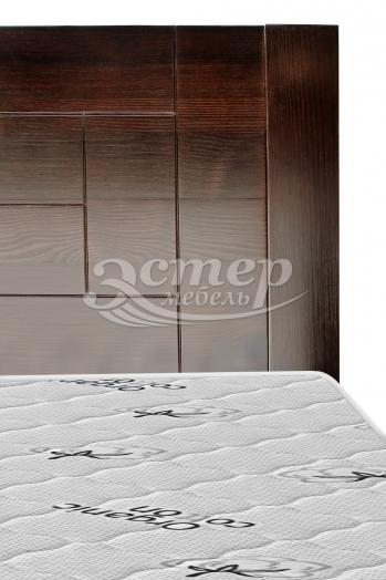Кровать Варяг Nice из массива дуба