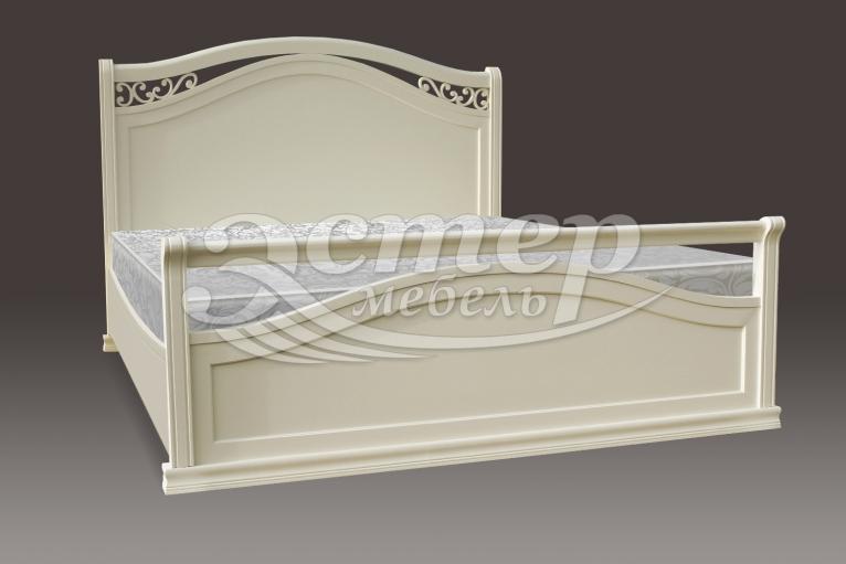 Кровать Грация из массива сосны