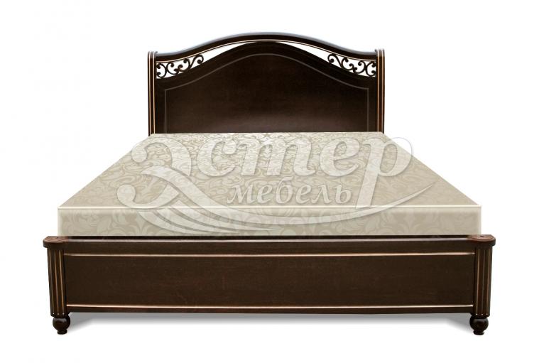 Кровать Грация-тахта из массива дуба