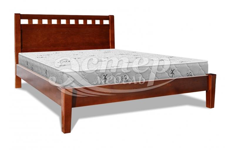 Кровать Норден из массива березы