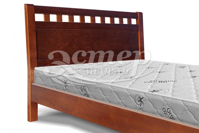 Кровать Норден из массива сосны