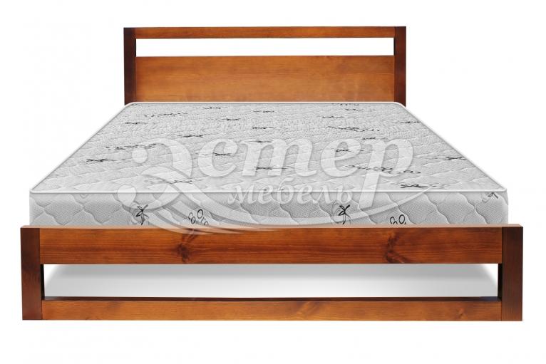 Кровать-тахта Калгари из массива дуба