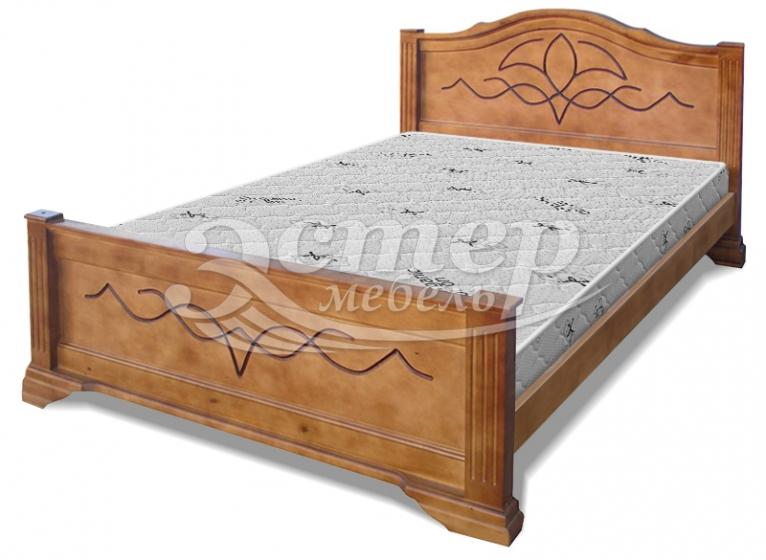 Кровать Гавана из массива березы