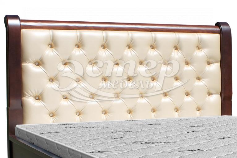 Кровать Нестер из массива сосны