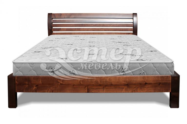 Кровать Мерфи из массива дуба