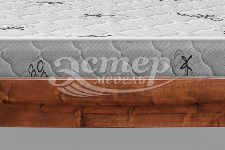 Кровать Мерфи из массива бука
