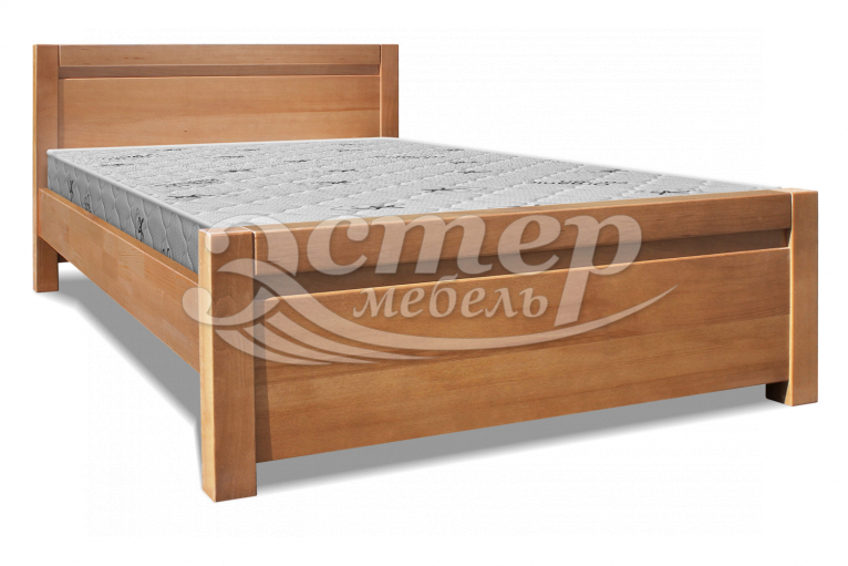 Кровать Алан из массива сосны