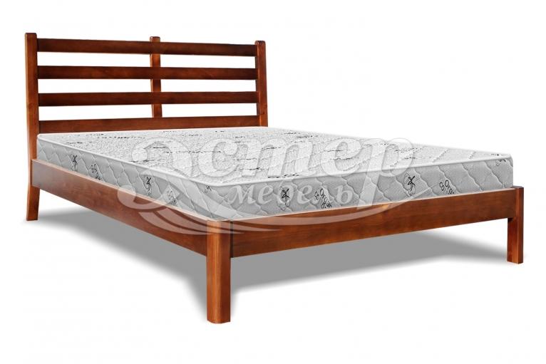 Кровать Элиза Hard из массива сосны