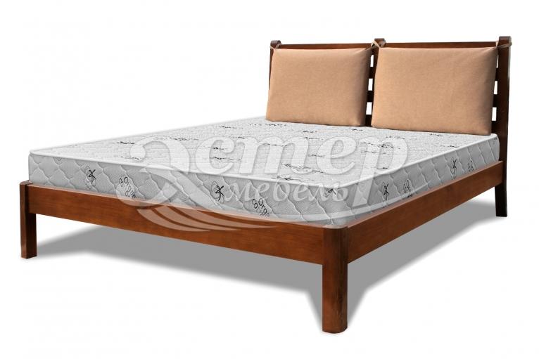 Кровать Элиза Soft из массива сосны
