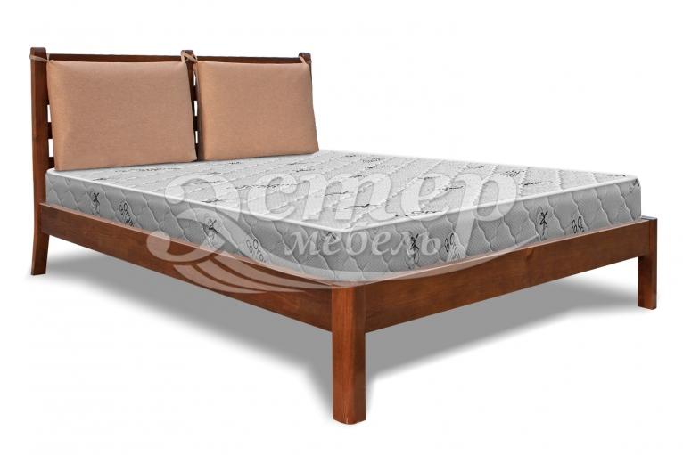Кровать Элиза Soft из массива березы