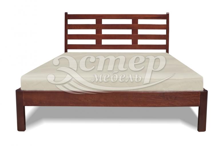 Кровать Бостон из массива дуба