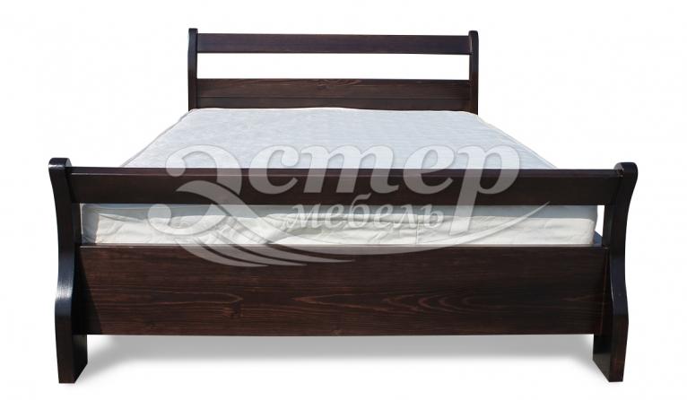 Кровать Альмерия из массива сосны
