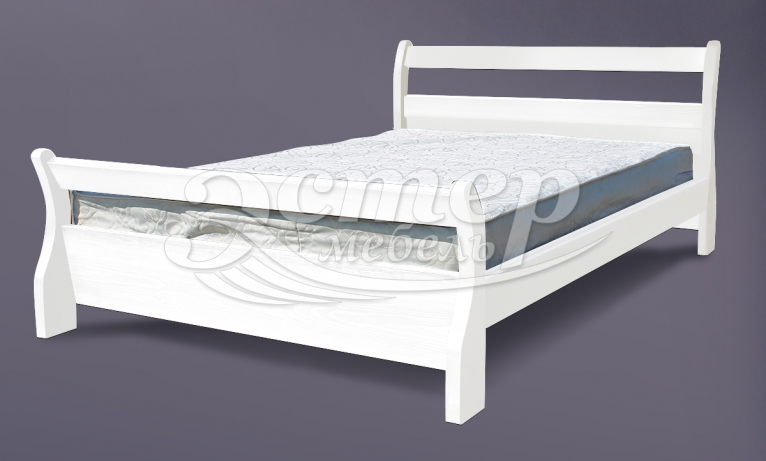 Кровать Альмерия из массива бука