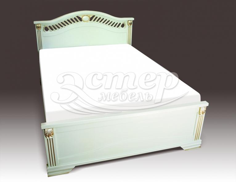 Кровать Флавия из массива сосны