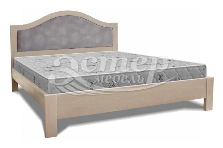 Кровать Окленд из массива дуба