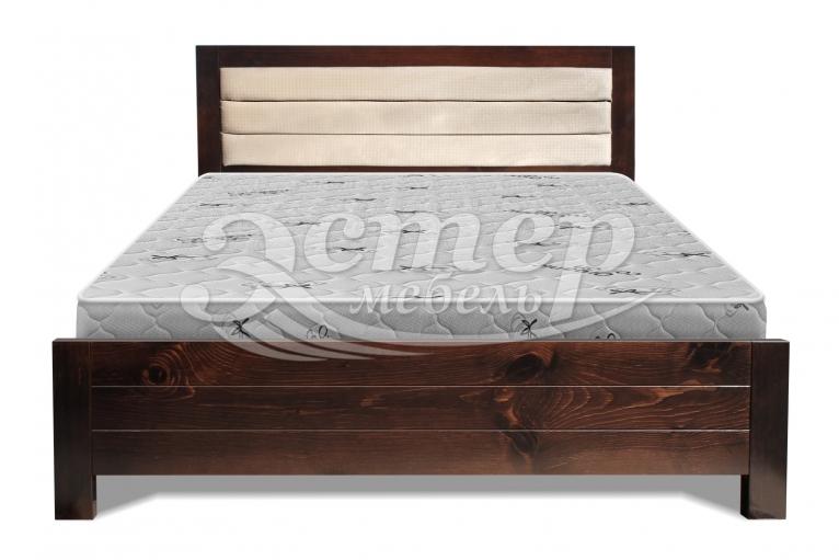 Кровать Парма из массива сосны