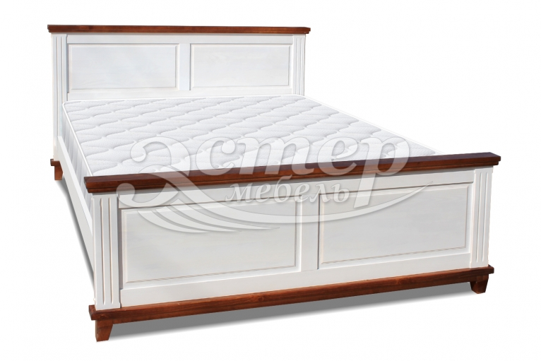 Кровать Прованс Нойс из массива дуба