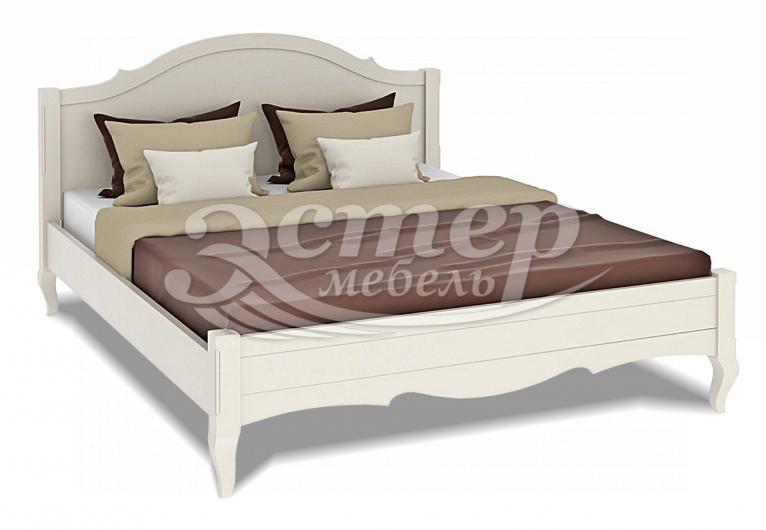 Кровать Прованс Hard из массива березы
