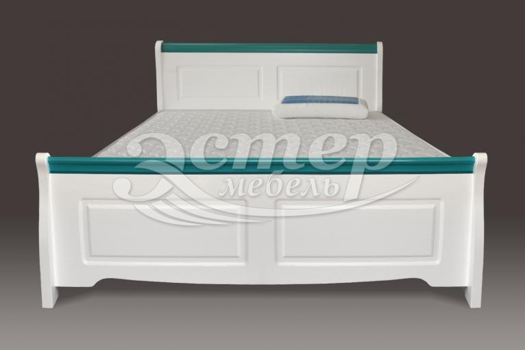Кровать Прованс Ниас из массива сосны