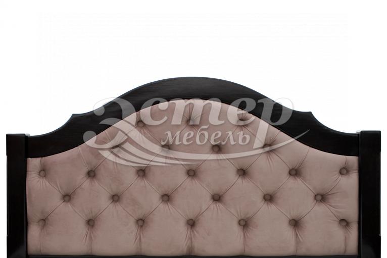 Кровать Прованс Soft из массива сосны
