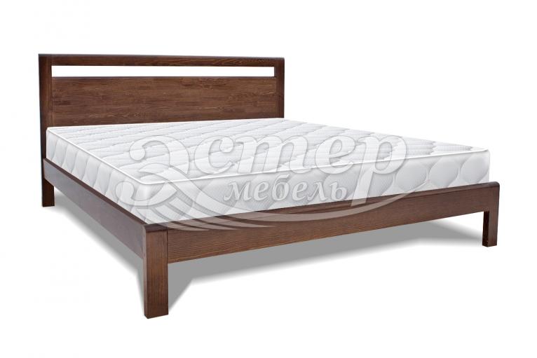 Кровать Арланса из массива бука