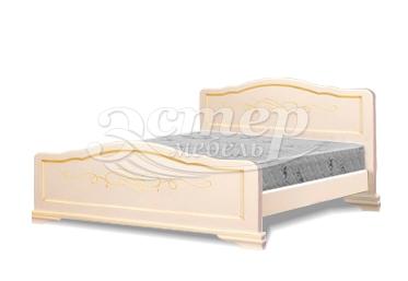 Кровать Севилья из массива сосны
