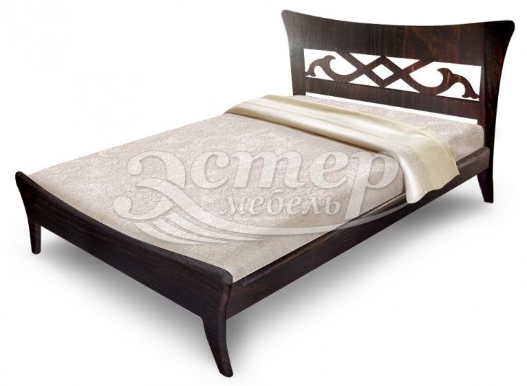 Кровать Остин из массива березы
