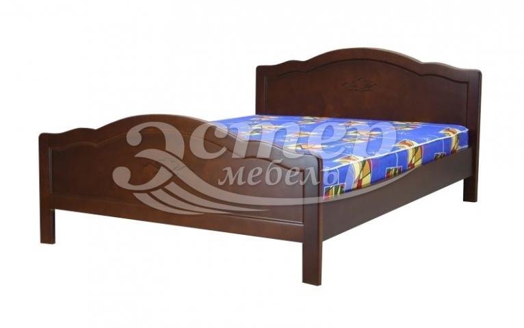 Кровать Королла из массива березы