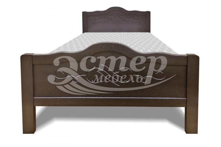 Кровать Королла из массива бука