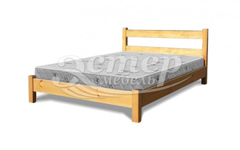 Кровать-тахта Паленсия 1 из массива сосны