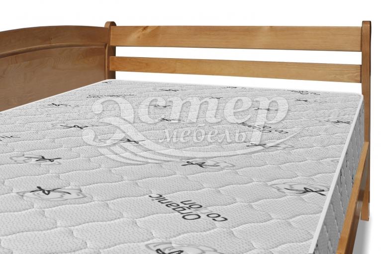 Кровать Аделина Hard из массива дуба