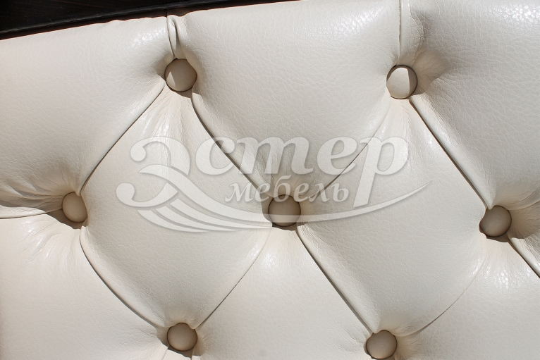 Кровать Аделина Soft-М из массива березы