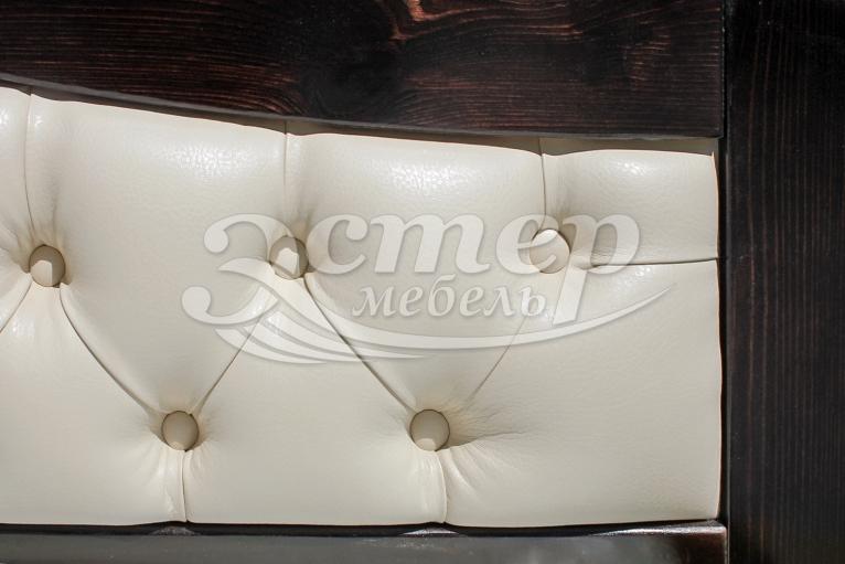 Кровать Аделина Soft-М из массива бука