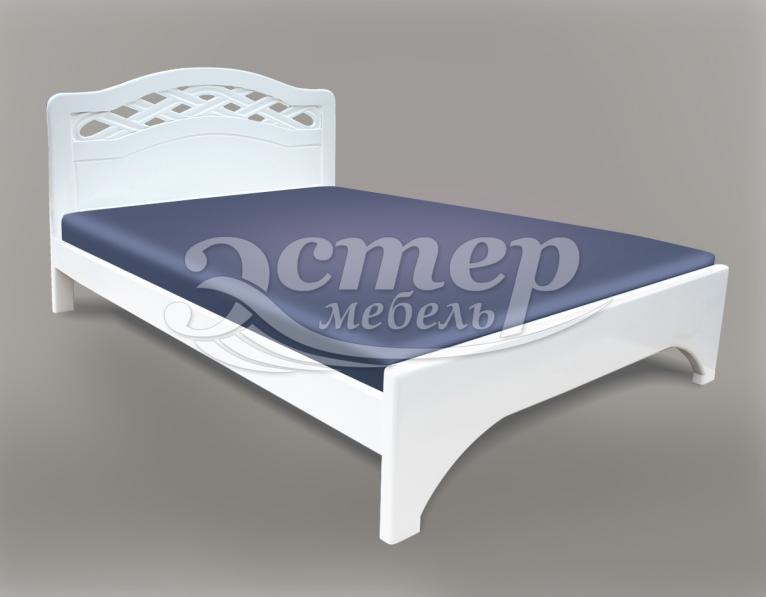 Кровать Винница из массива бука