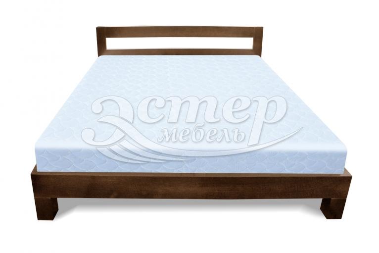 Кровать Турин из массива бука